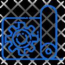 Setting File Gear Icon