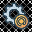 Setting Gear Wheel Icon