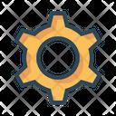 Setting Option Configuration Icon