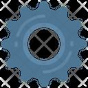 Settings Options Cog Icon