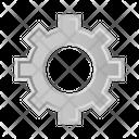 Gear Options Mechanism Icon