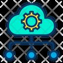 Cloud Cloud Settings Setting Icon