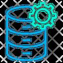 Setting Database Icon