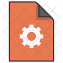 Setting Document Option Icon