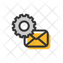 Setting Email Icon
