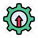 Setting Growth Icon