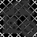 Setting House Icon
