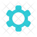 Setting Industry Gear Setting Icon