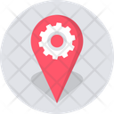 Setting Location Icon
