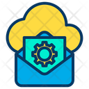 Cloud Mail Settings Icon