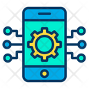 Mobile Setting Configuration Icon