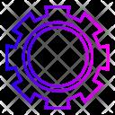 Setting Option Config Icon