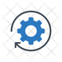 Setting Cogwheel Gear Icon