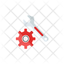 Setting Screw Setting Tool Cross Tools Icon