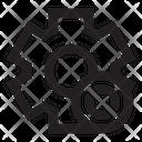 Setting Sync Icon