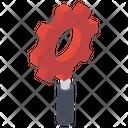 Gears Cogwheel Settings Icon