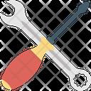 Setting Tool Flat Icon Icon