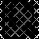 Setting zip Icon