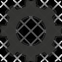 Cog Configuration Gear Icon