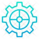 Configuration Cog Wheel Wheel Icon