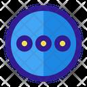 Settings Menu Gear Icon