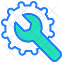 Settings Option Tool Icon
