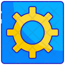 Computer Technology Setting Icon