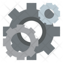 Menu Cogwheel Settings Icon