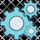 Settings Tool Technical Icon