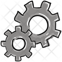 Gears Configurations Cogwheel Icon