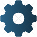 E Commerce Settings Gear Icon