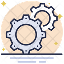Settings Gear Preference Icon