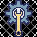 Cog Gear Optimization Icon