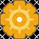 Interface Gear Cogwheel Icon