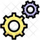 Settings Gears Configuration Icon