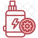 Settings Cbd Vape Icon