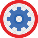 Cogs Customize Gear Icon
