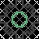 Settings Configuration Cog Wheel Icon