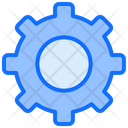 Settings Melody Gear Icon