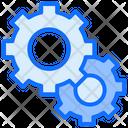 Settings Configuration Gear Icon