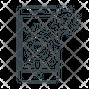 Mobile Seo Configuration Settings Settings Configuration Icon