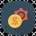 Settings Money Options Icon