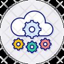 Settings Cloud Paas Icon