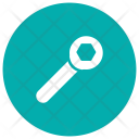 Settings Wrench Control Icon