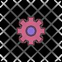 Settings Gear Setting Icon