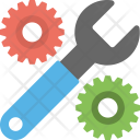 Service Tools Settings Icon