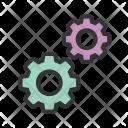 Settings Gears Icon