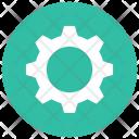 Settings Gear Cogwheel Icon