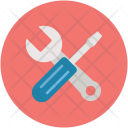 Settings Preferences Tools Icon