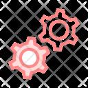 Options Gear Wheel Icon